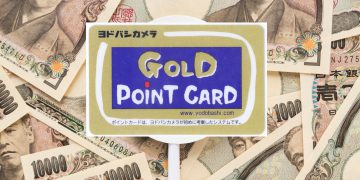 yodobashi GOLD POINT