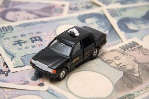 タクシー券・タクシーチケットを換金・現金化する方法